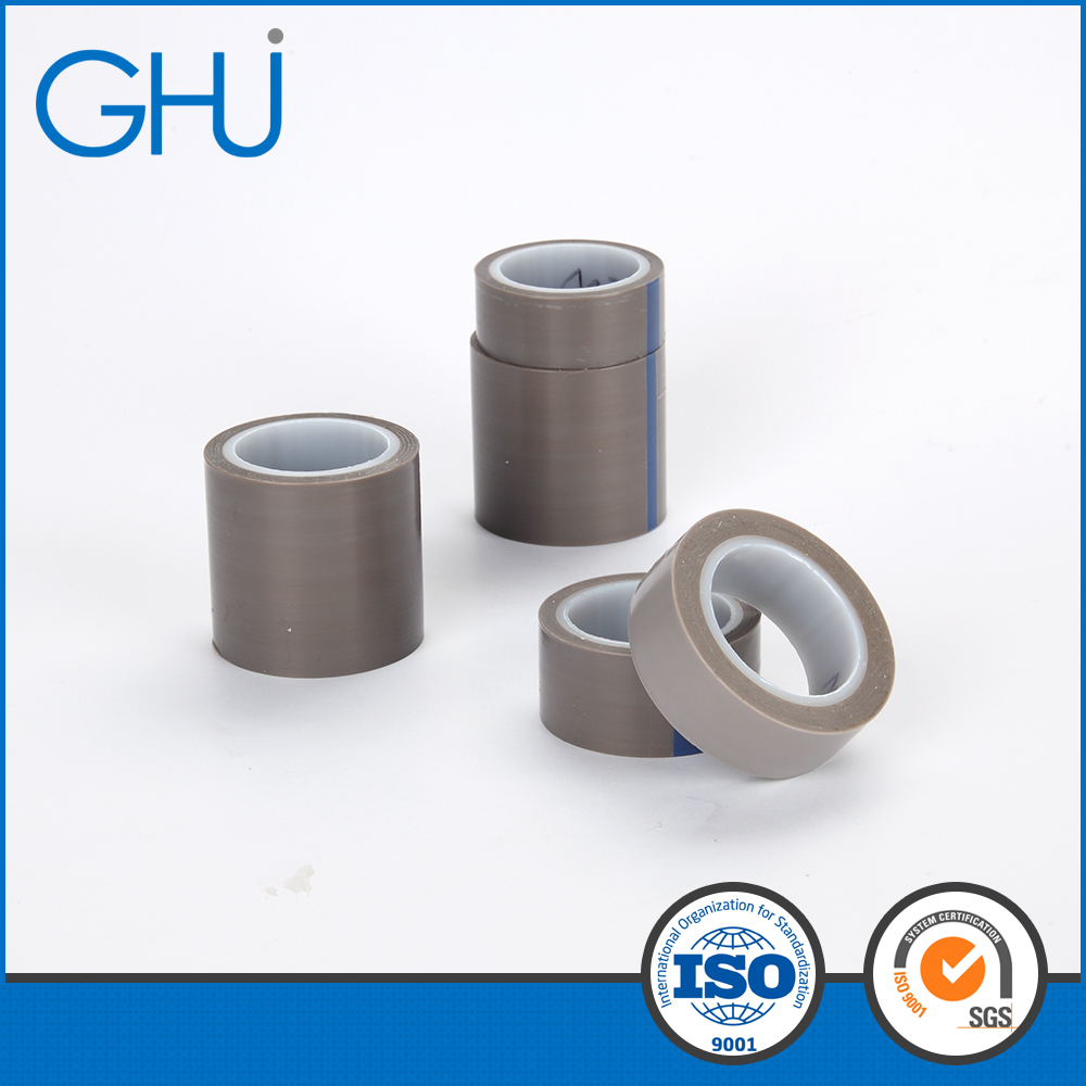 PTFE Film Tape with Silicone