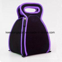 Promotional Custom Neoprene Picnic Lunch Cooler Bag
