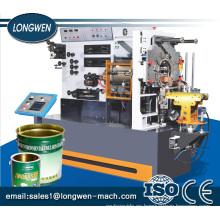 Soldadura de latas de aerosol / Revestimiento interno y externo / Línea de máquinas secadoras