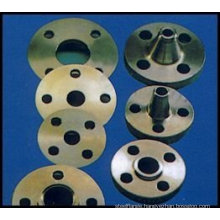 UNI OR EN1092 STEEL FLANGES