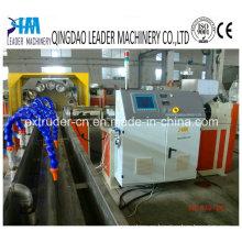 Línea flexible de extrusión de manguera de jardín de PVC flexible