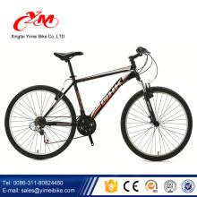 Alibaba nuevo diseño de 26 pulgadas Fahrrad / bicicleta de montaña con suspensión / descenso de bicicleta de montaña