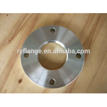 Steel/Carbon Steel Flange, Comes in Welding Neck, Slip-on and Blind Types