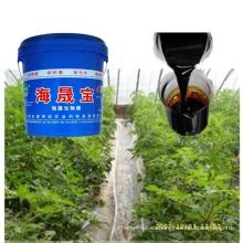 Irrigación por goteo Aminoácido líquido fertilizante con NPK para la agricultura
