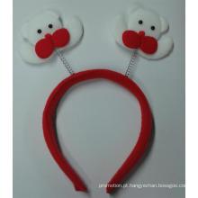 Presente da promoção para Natal cabeça Hoop, cesta de Natal (PF03004)