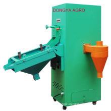 Máquina de cáscara de arroz con pantalla vibratoria DONGYA Tractor molino de arroz