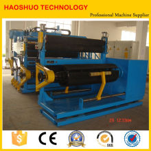 Low Voltage Foil Winding Machine