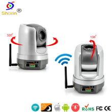 H. 264 Sony CCD Tag / Nacht Infrarot PTZ IP Dome Kamera (IP-108HW)