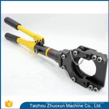 2017 Cortador de engranaje caliente acorazado cortador de cable con pilas hidráulico del cable de Cu / Al de la cabeza de Cu / Al con China suministrado
