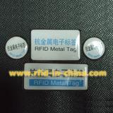 125 kHz /13.56 MHz RFID Metal Tag Series