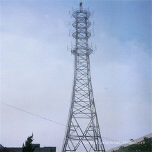 30m Large Bearing Load Electric Power Transmission Tower Pole