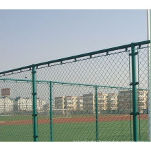 PVC Coated/Galvanized Chain Link Fence Made in China