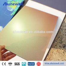 Wandverkleidung für neue Technologie Baustoffe Aluminium-Verbundplatte