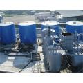 dernière huile de pneu de pyrolyse, huile usée, raffineries d'huile de pétrole brut