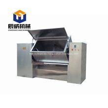 Máquina mezcladora de cinta mezcladora de polvo de sulfato de bario