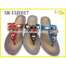 2015 neue Styles Damen PVC Slipper Schuhe