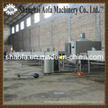 Rooing Tile Stone Coated Machinery für Afrika
