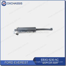 Conjunto de Silenciador Genuíno Everest EB3G 5230 AC