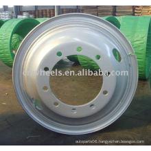 Oem Truck wheel , Durable Tube Wheel rim 24x8.5