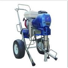 Máquina de pulverización de pintura de motor de gas de alto rendimiento