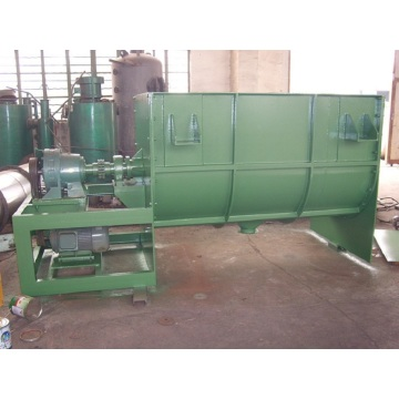 Horizontal Plough Mixer for Powder Milk