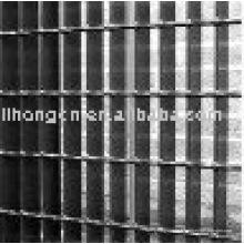 Clôture soudée, clôture en acier, mur de grille