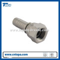 Hydraulic maker water faucet adapter quick release hose