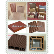 Wood Plasitc Extruder /Wood Plastic Machinery