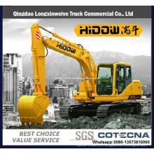 Excavadora Hidow de segunda mano de China