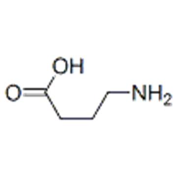Butanoicacid, 4-amino- CAS 56-12-2