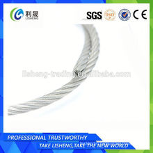 7x7 Galvanized Steel Cable