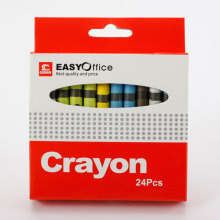 24 colors Crayon