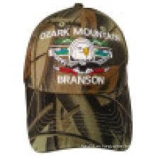 Gorra de béisbol Camo con Logo Bbnw30