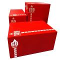 Plyo soft jump box Jumping platform bounce explosive training jump box