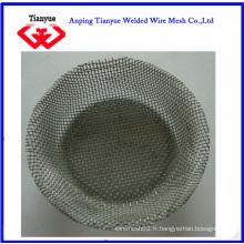 Panier en acier inoxydable à filtre (TYB-0065)