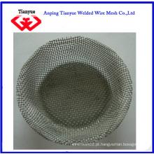 Cesta de malha de filtro de aço inoxidável (TYB-0065)