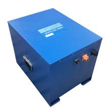 Bateria de alta qualidade de 200ah 48V LiFePO4 para energias solares com proteção de BMS