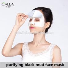 Remendo da folha da máscara da lama o melhor minimizador facial do poro