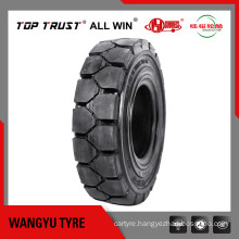 Top Trust Sh-238 Pattern Solid Forklift Tire 7.00-12
