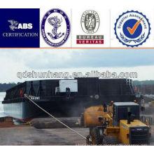 ShunHang Marca Dia1.5mX18m borracha navio tubo de salvamento