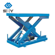 Different Types Hydraulic Scissor Lift Made In China