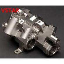 Peça de alumínio fazendo à máquina do CNC da elevada precisão para a peça de automóvel