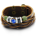 2015 new leisure trends personalized leather bracelet PH778