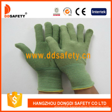 Bamboo Fiber with Latex Gloves-Dnl315