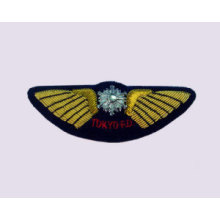 Emblema de fio de lingotes