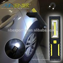 50% COB Light-100% COB Lighting -4LED Lighting -От 3W COB + 4 светодиода портативный светодиодный аккумулятор работы света с магнитной базой