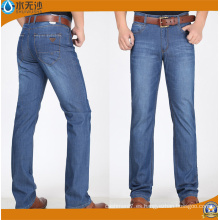 Ropa de hombre Causal Pencil Pants Wholesale Young Men Skinny Denim Jeans
