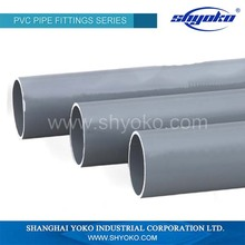 Factory made ASTM SCH80 custom industrial plastic pipe