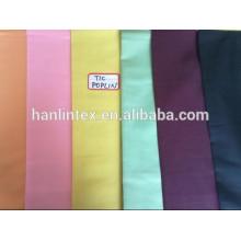 Tc 65/35 45x45 133x72 tissu de chemise, tissu textile, tissu de shirting