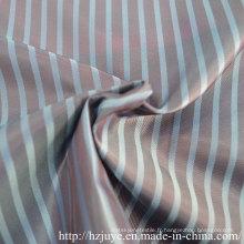 Tissu de doublure en polyester, Dobby pour costumes